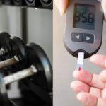 cukrzyca a trening siłowy