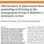 Dieta roślina a cukrzyca