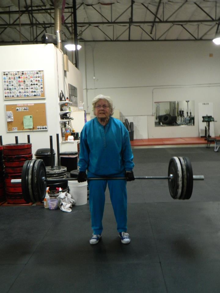trening siłowy na starość